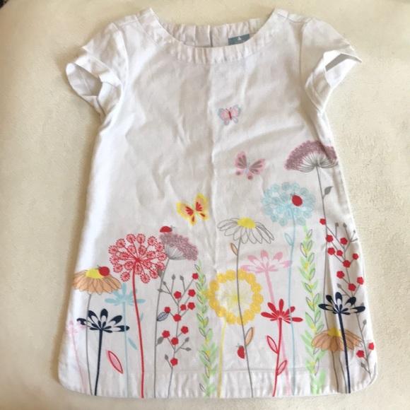 GAP Other - Baby gap beautiful summer print cotton dress
